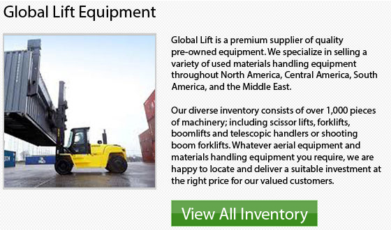 Used Noble Forklifts - Inventory Alabama top